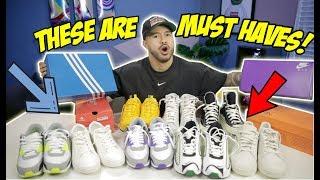 best budget sneakers 2018