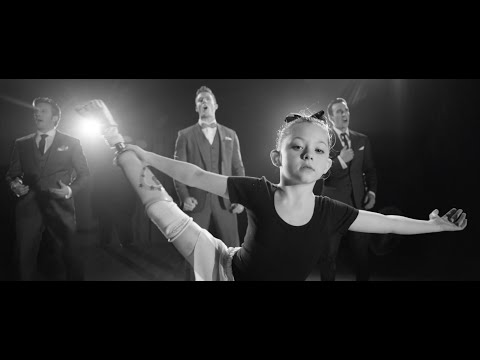 """GENTRI - """"Dare"""" (Official Music Video)  - Featuring Alissa Sizemore 8 year old amputee dancer"""