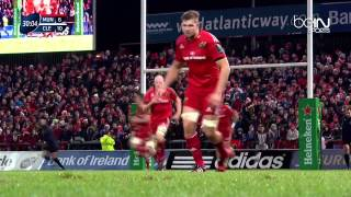 Munster - Clermont (9 - 16) [European Rugby Champions Cup]