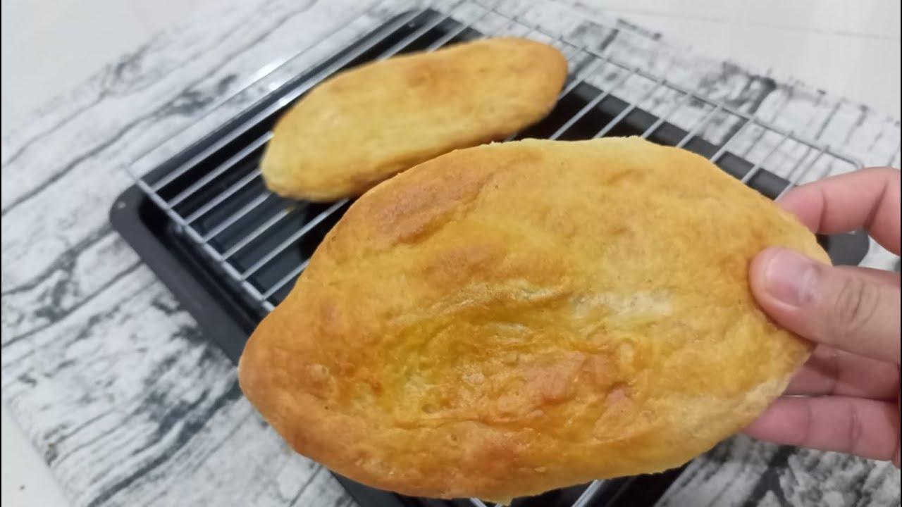 Resep roti baru saya! mudah dan cepat! wah ternyata enak dan lezat