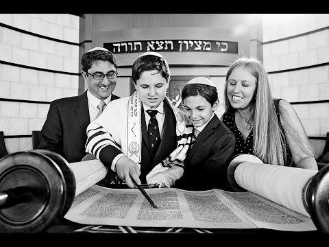Bar Mitzvah documentary photography: Zachary slideshow at B'nai Aviv synagogue in Weston, FL