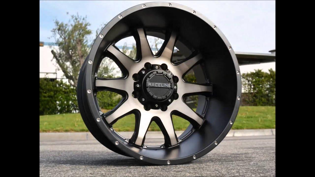 930 Shift Dark Tint 20x12 S Raceline Wheels Youtube