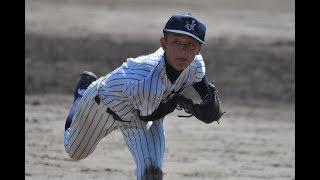 北条vs上浮穴 3回裏 平成29年度秋季四国地区高等学校野球愛媛県大会 中予予選
