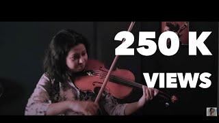 lag-ja-gale-violin-cover-kushmita-kc-lata-mangeskar-romantic-song