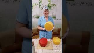 Дигустация домашнего сыра Сыр Российский