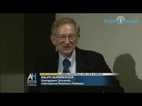 Ep 27 Dr. Ralph Nurnberger Israel Mideast Peace