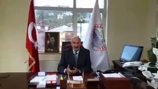 Derepazarı Belediyesi Başkanı Yakup Samangül'ün Yeni Yıl Mesajı