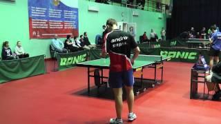 Максим ЕФРОЙКИН - Алексей БУРДИН (Полная версия), Настольный теннис, Table Tennis