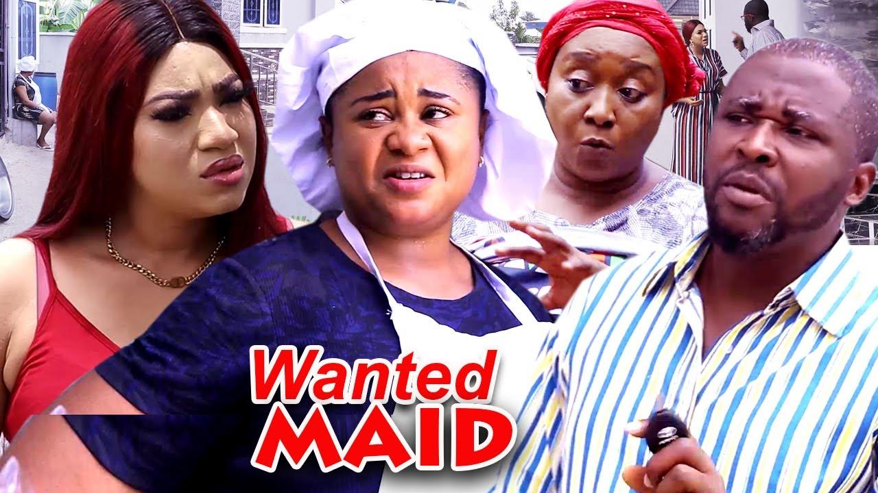 Download WANTED MAID COMPLETE SEASON 9&10 - UJU OKOLI 2021 LATEST NIGERIAN NOLLYWOOD MOVIE