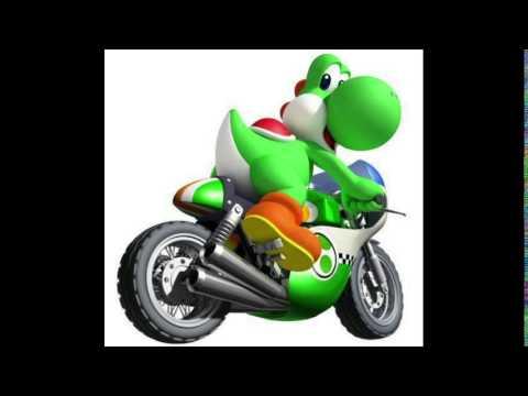 Yoshi Sounds, Mario Kart Wii