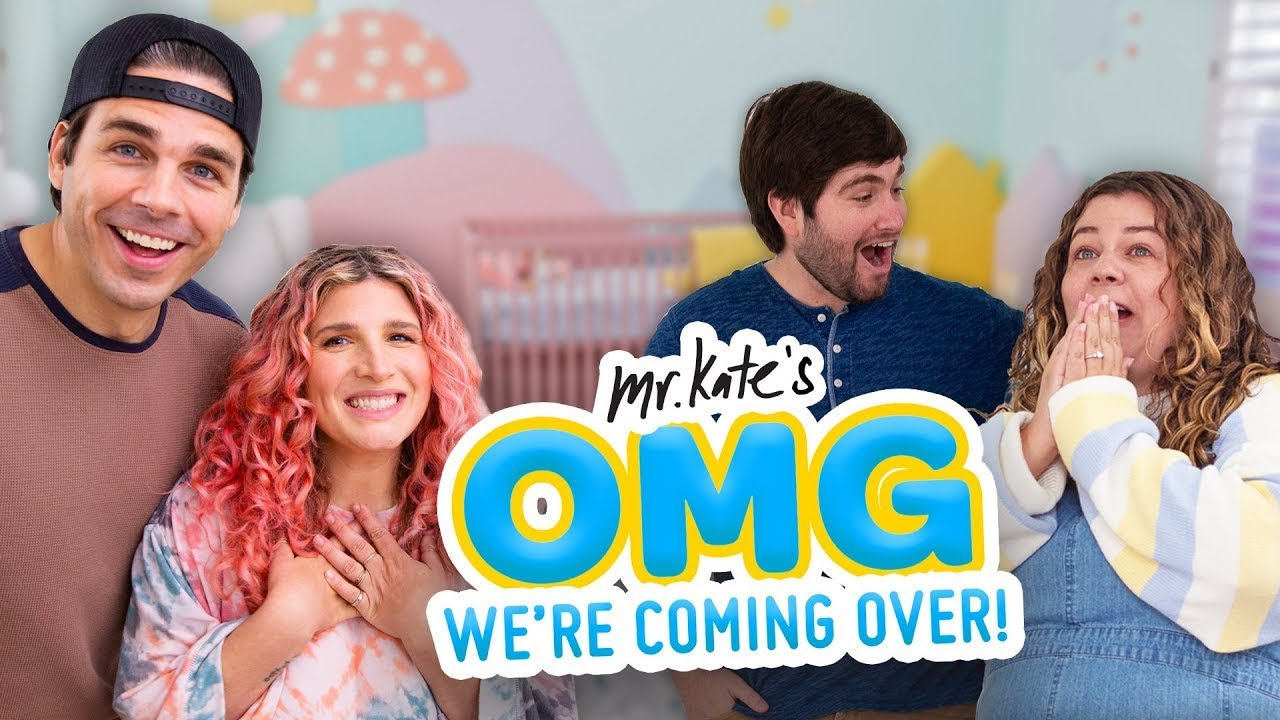Schultzzie's Fairytale Nursery Makeover | OMG We're Coming Over!