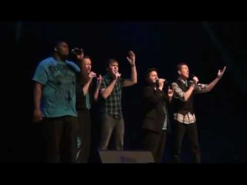 I'm At Your Mercy - Acappella Brasil 2011