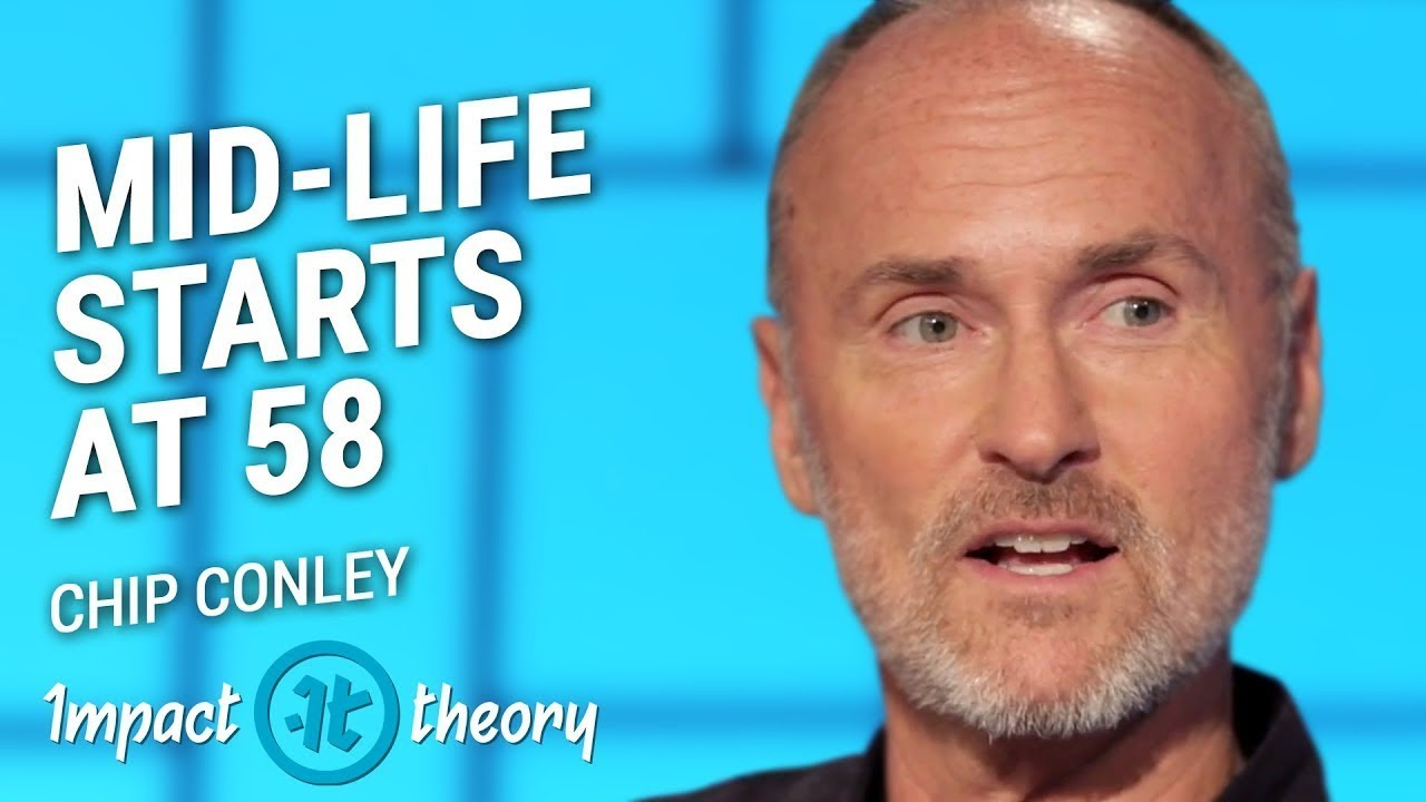 Why Everyone Has Midlife Wrong   Chip Conley on Impact Theory