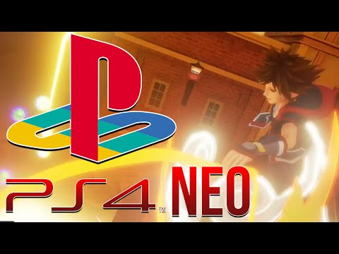 Kingdom Hearts 3 on Playstation NEO? (Discussion)