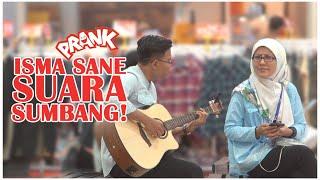 Download lagu Isma Sane PRANK Suara Sumbang
