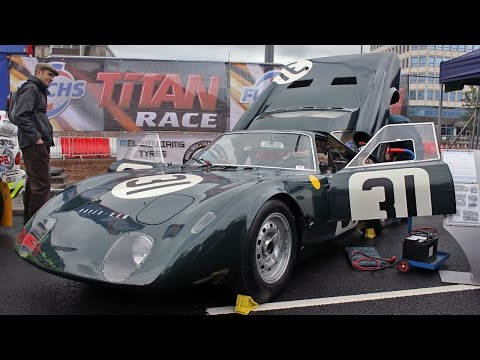 Autocar uncut: Rover-BRM startup and shutdown at the 2015 Coventry MotoFest
