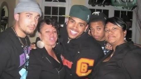 Chris Brown Mama