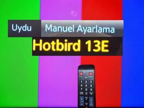 Hotbird uydu frekansı - uydu kanal ayarı samsung smart tv
