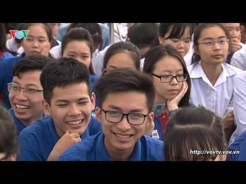 CHUONG TRINH TRUYEN HINH THANH NIEN NGAY 28/5/2017