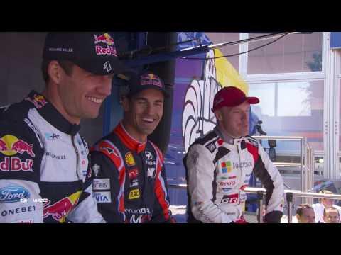 WRC - Vodafone Rally de Portugal 2017: MEET THE CREWS Thursday