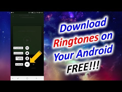 How To Download Ringtones On Your Android FREE!!!