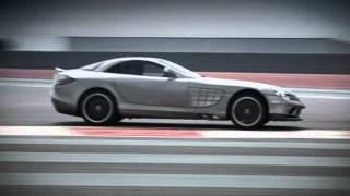 Mercedes McLaren SLR 722 Edition Videos