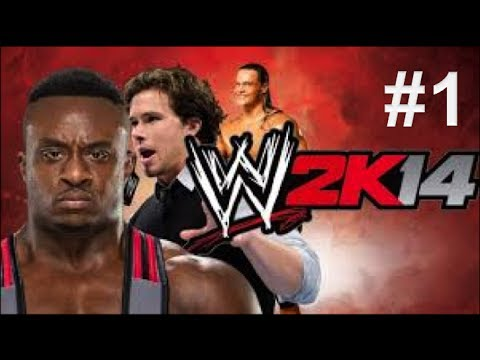 WWE 2K14| Lets Create A Story Part 1(Creating The First Show) -Season One
