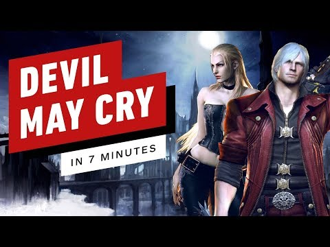 Devil May Cry in 7 Minutes thumbnail
