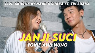 Tri Suaka Janji Suci - Youvie & Nuno (Cover) Mp3
