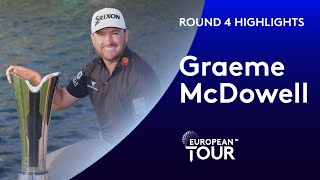 Graeme McDowell claims first European Tour win in 2,037 days | 2020 Saudi International