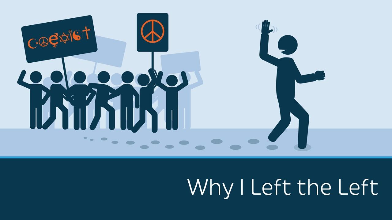 why i left the left youtube