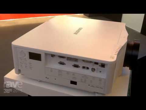 ISE 2015: Christie Talks About Single Chip Portfolio Q Series Projector