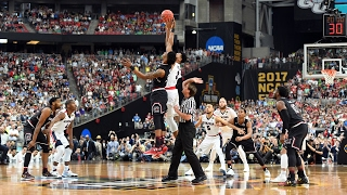 Final Four: Gonzaga Defeats South Carolina