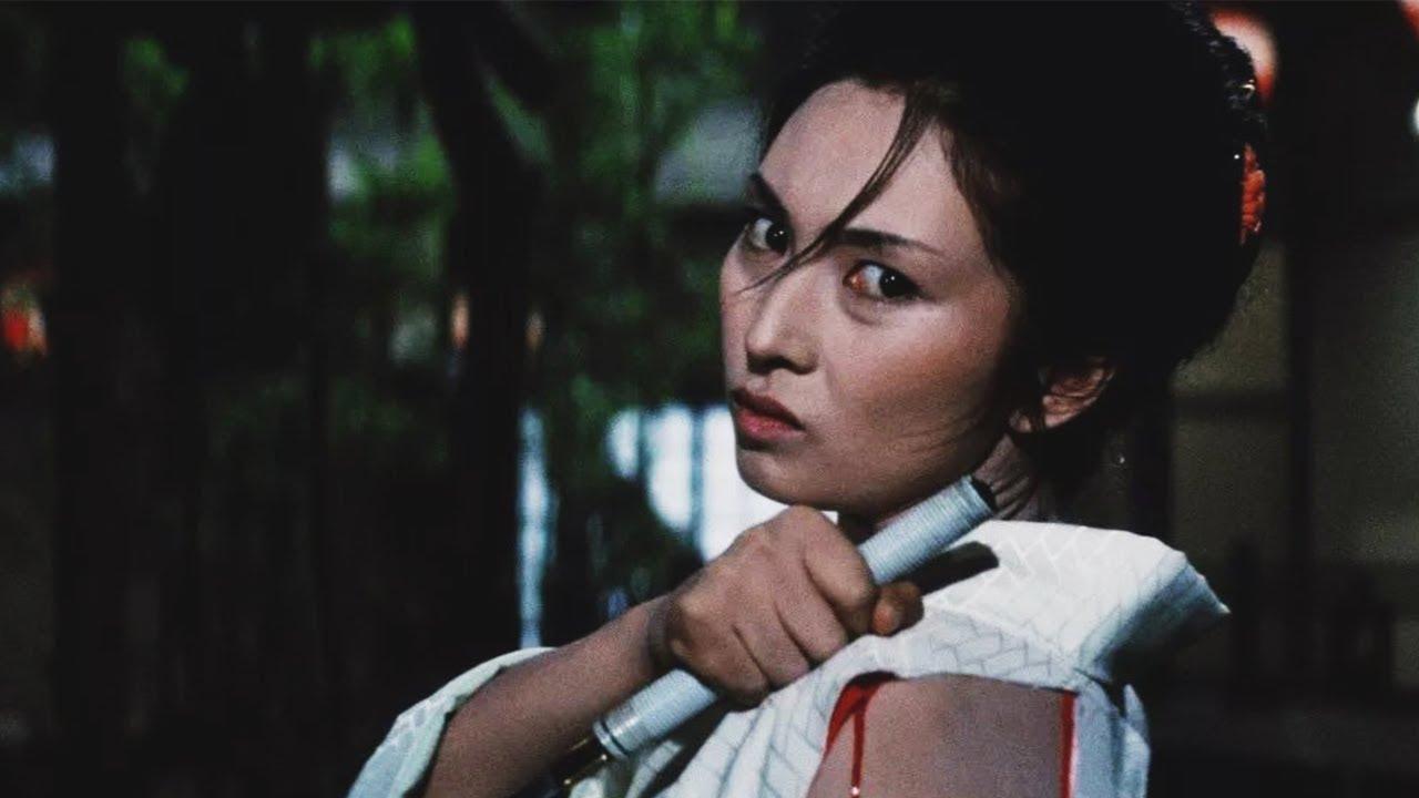 Meiko Kaji – Shura No Hana (Lady Snowblood - Shurayukihime) - YouTube