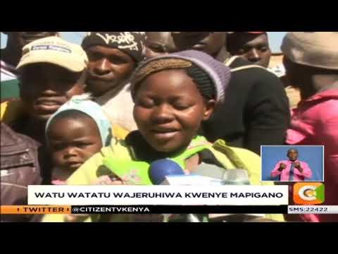 Watu 3 wajeruhiwa kwenye mapigano kati ya jamii mbili Mau Narok