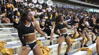"Alabama State Stingettes ""Forever My Lady"" (TDC"
