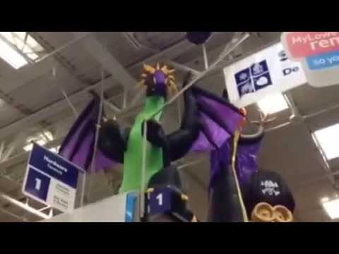 lowes halloween 2015 - Lowes Halloween Inflatables