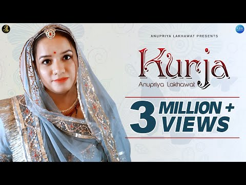 KURJA    Rajasthani Folksong    Unplugged version    Anupriya Lakhawat @ Kapil Studios