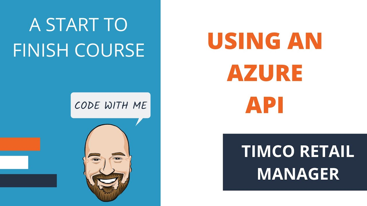 Calling an Azure API in WPF - A TimCo Retail Manager Video