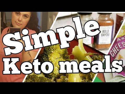 simple-keto-meals-||-aldi-haul-||-keto-vlog