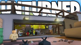 Unturned 3.19.0.0: HUGE HAWAII OVERHAUL! (NPC