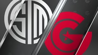TSM vs CG | Game 4 | LCS Regional Qualifier Round 3 | TSM vs. Clutch Gaming (2019)