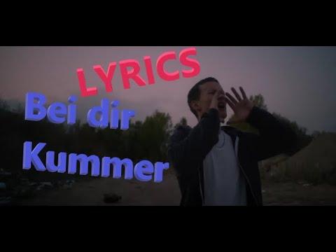 Bei Dir Kummer Lyrics