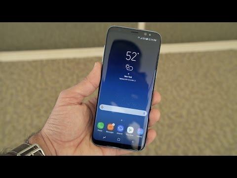 Samsung Galaxy S8 Impressions!