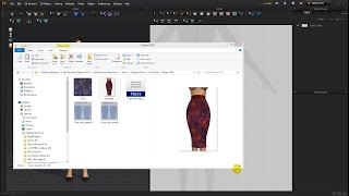 How to Trace Marvelous Designer Patterns Tutorial