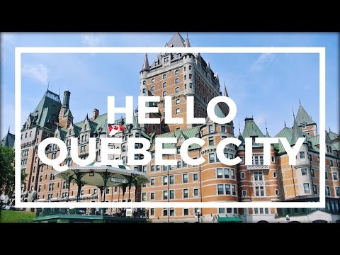 ♡ HELLO QUÉBEC CITY ♡ || Soulfool Paraiso