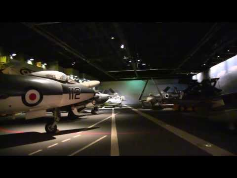 Fleet Air Arm Museum with The Mighty Jingles - Part 4