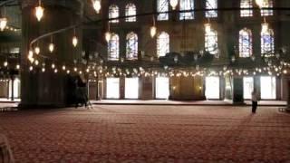 Istanbul, Turkey, Sultan Ahmed Mosque (Blue Mosque, Голубая мечеть)