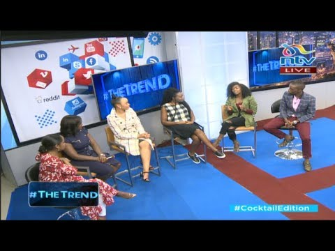 #theTrend: The best female actresses in Kenya in one set