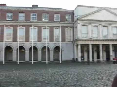 THE ANCIENT DUBLIN CASTLE